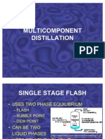 25 - Multi Component Distillation Concepts