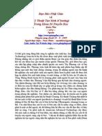 Dao Duc Phat Giao Va Ky Thuat Tao Sinh Trong Di Truyen Hoc - Quan Nhu