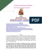 Duc Dat Lai Lat Ma Va Khoa Hoc Tay Phuong - Tue Uyen Dich