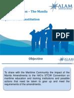 2.Manila Amendment Impact to MET Institution