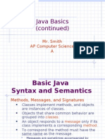 Java Concepts - Java Basics