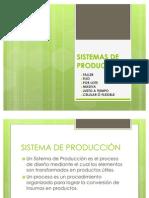 EXPO SISTEMAS DE PRODUCCIÓN