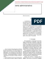 07[1].2.1 - Procedimentos Administrativos