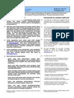 Banking Instrument Complaint Form