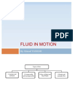 Fluid in Motion