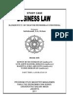 Paper Kel 4- Kasus Hukum Kepailitan TPI