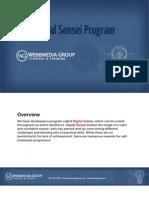 Digital Sensei Program
