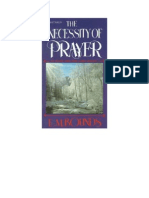 Necessity of Prayer2
