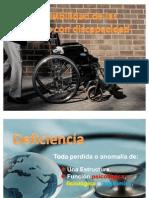Invisibilidad - discapacidad