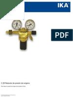 Hoja_de_Datos_C_29_Reductor_de_presión_de_oxígeno