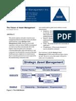 Future of Asset Management