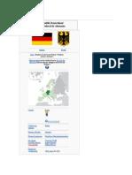 Alemania- Historia
