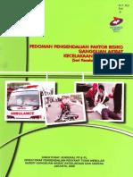 Pedoman Pengendalian Faktor Risiko Gangguan Akibat Kecelakaan dan Cidera