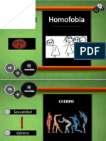 Presentacion Homofobia