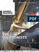 "Canadian Builders Quarterly-- ""The Solutionists"""