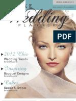 LUXE Wedding Planner Magazine