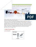 Edc1 Pract.study of Capacitors