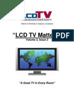 LCDTVA Newsletter 10 Early 2010