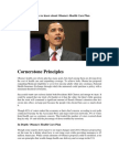 What Do We Know About Obama's Health Care Plan