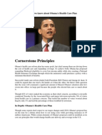 Barack Obama pdf | Barack Obama | Patient Protection And