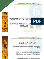 pto tecnológico CARLOS MERCHAN UPN
