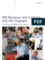 A+New+Charter+for+HMRC+and+Its+Customers