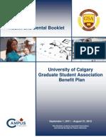 GSA Health Care Booklet