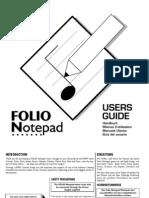 Spirit Notepad User Guide