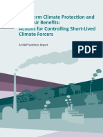 Near-term Climate Protection and Clean Air Benefits