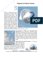 Magenn Air Rotor System 4kW