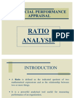 2. Ratio Analysis