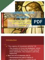 Redemptorist Missio