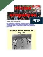 Noticias Uruguayas Martes 10 de Enero de 2012