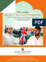 Cultural Respect Program