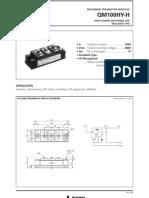 QM100HY-H Datasheet