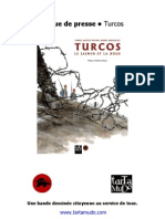 Dossier de presse Turcos #1