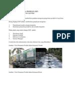 Standard Operasional Prosedur Pengiriman Produk Cairan  Keluar Kota