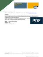 SAP Business One DI Event Service 2.0.1 Article