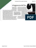 Avvenire - L'insostenibile leggerezza del Tea (Party), di Paolo M. Alfieri, 12/01/12