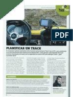 Planificar Un Track - ATV Club - Diciembre 2011