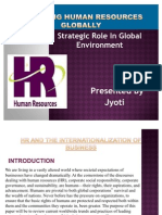 My PPT(Global Human Resource)