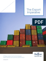 The Export Imperative