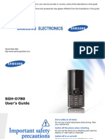 Samsung Galaxy Ace Duos S6802 - User Manual Download pdf