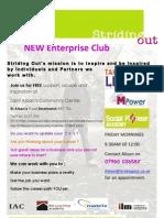 Reg Form for Enterprise Club