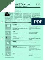 Cuaderno Técnico 001