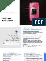 Samsung E690