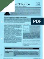 Cuaderno Técnico 012