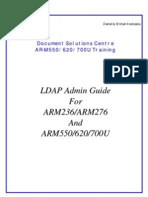 LDAP Configuration | Active Directory | Domain Name System