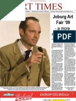 SA Art Times November 08