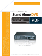 JPEG Dual Codec DVR Manual